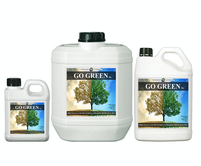 Professor's Nutrients Go Green 10L