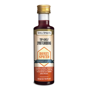 Still Spirits Top Shelf Spirit Flavouring - Honey Spiced