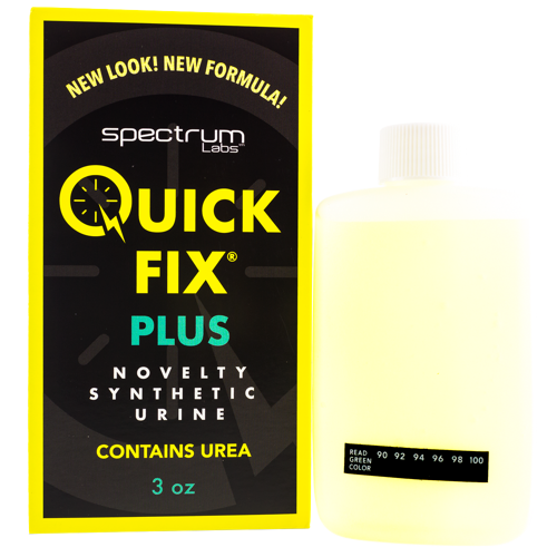 Quick Fix Plus Synthetic Urine 90ml 3oz