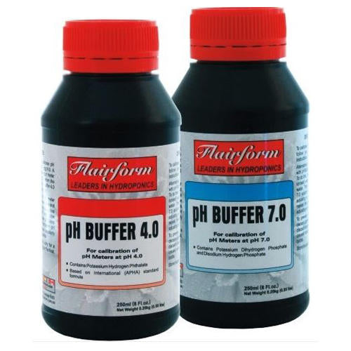 Flairform Calibration Solution pH Buffer 4.0 or 7.0
