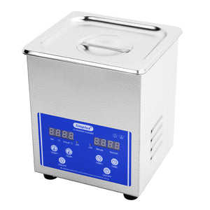 Limplus 2liter Ultrasonic Cleaner with 40kHZ frequency