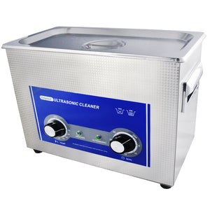Limplus 4L Knob Control Ultrasonic Cleaner Machine 180W Power