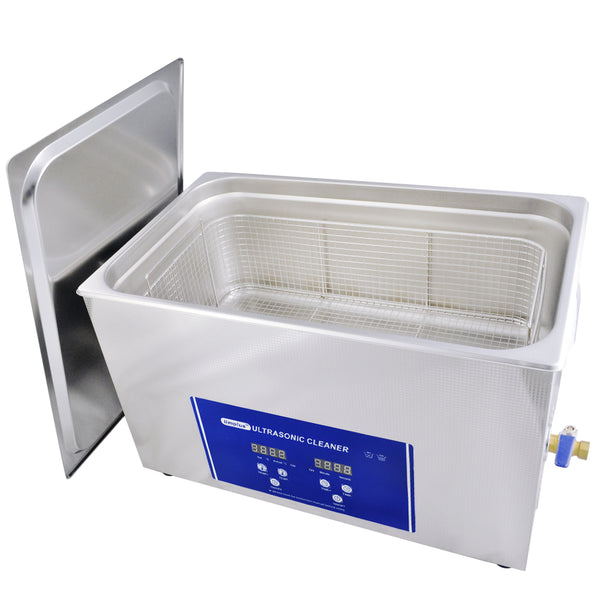 Limplus Big Tank Ultrasonic Cleaner Machine 30liter for Motor Engine Clean