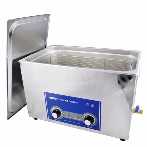 Diesel Filter Industrial Ultrasonic Cleaner 30liter with Stainless Steel 304