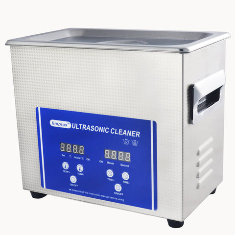 Limplus 3L Digital Ultrasonic Cleaner Workshop Oil Remove