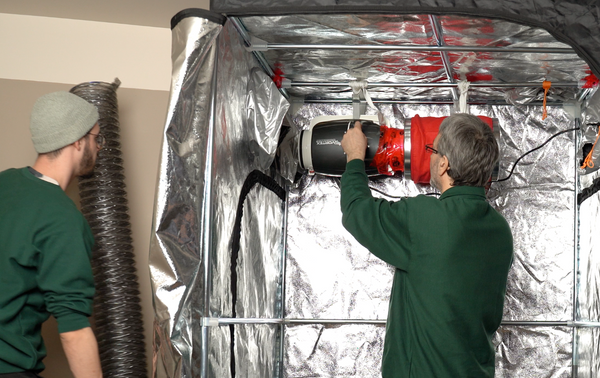 How To Ventilate Your Grow Room Properly