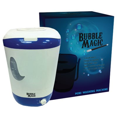 Washing Machine Bubble Magic 5 Gal