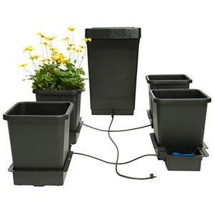 AutoPot 4 Pots Grow System With 47L Tank Included