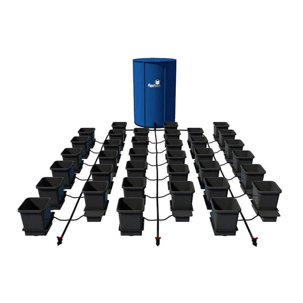 AutoPot 36 Pot (15L) System Kit with 400L FlexiTank Included