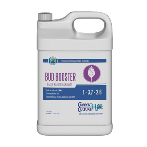 Current Culture H2O Cultured Solutions® Bud Booster Early