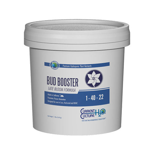 Current Culture H2O Cultured Solutions® Bud Booster Late