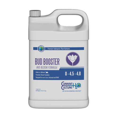 Current Culture H2O Cultured Solutions® Bud Booster Mid