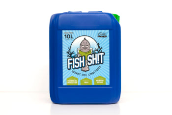 Fish Sh!t Organic Soil Conditioner 10 Liter