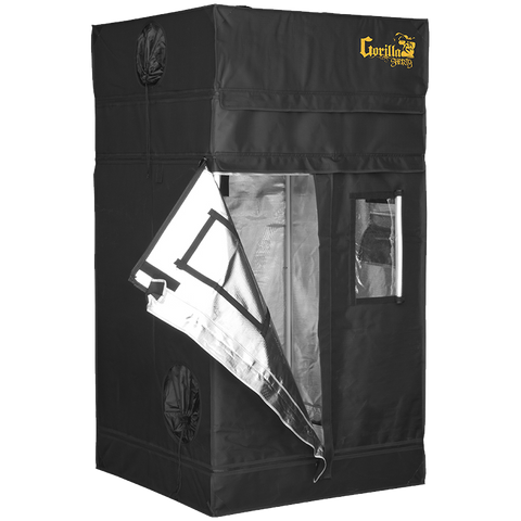 Gorilla Grow Tent 3' x 3' Shorty Series GGT33SH