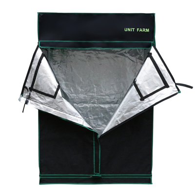 Unit Farm 2' X 4' X 6' Indoor Grow Tent