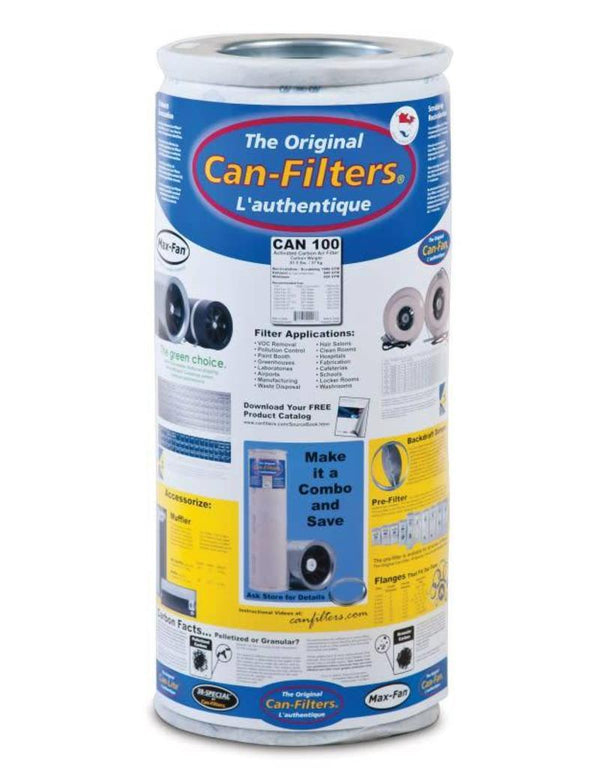 Can-Filters 100 ACTIVATED CARBON FILTER 840 CFM