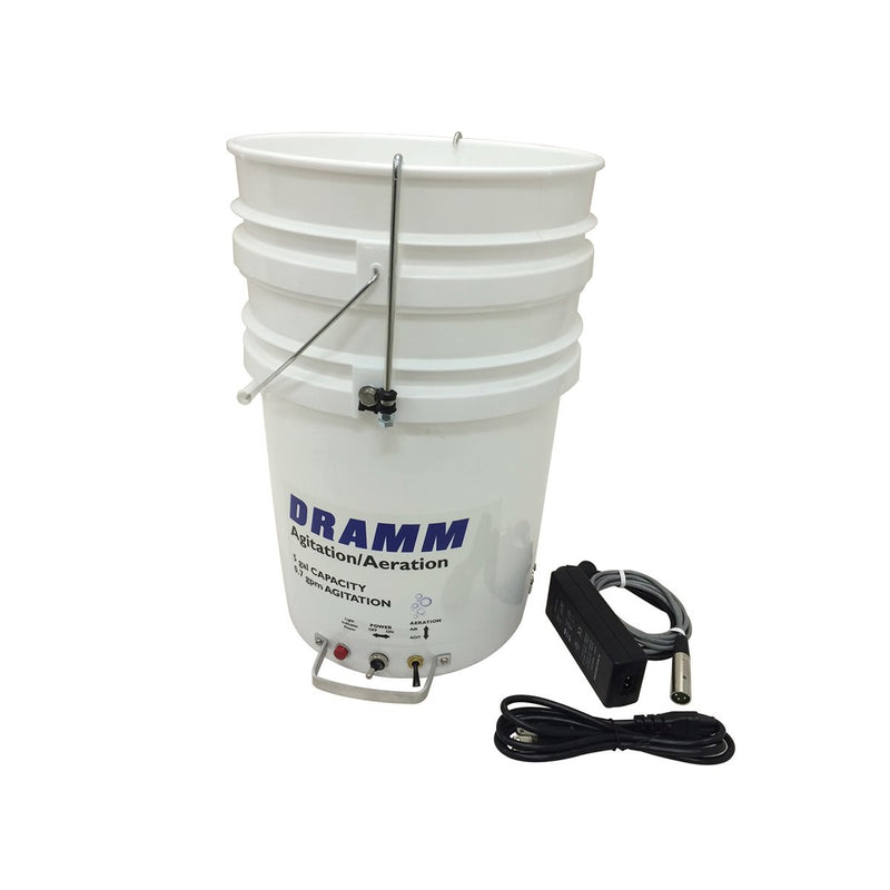 Dramm Aeration Agitation Bucket 100-240V