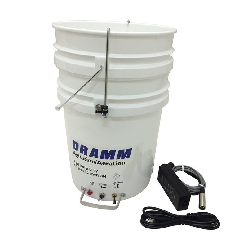 Dramm Aeration Agitation Bucket 12V DC