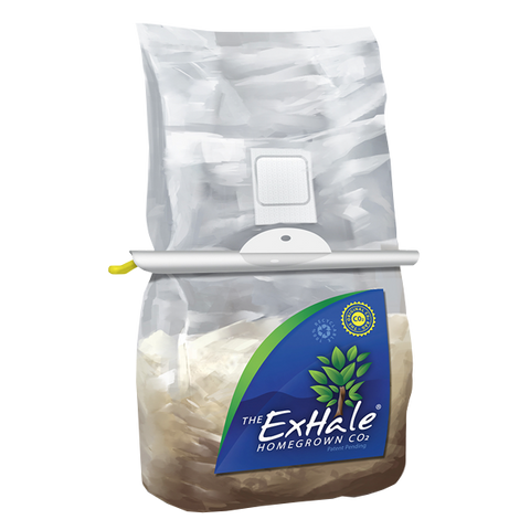 The ExHale Homegrown Climate Control and CO2 Bag