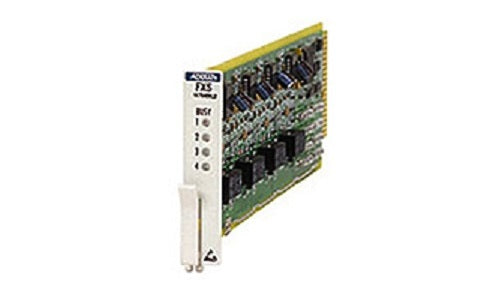 1175408L2 AdTran Total Access 750/850 Quad FXS Module (New)