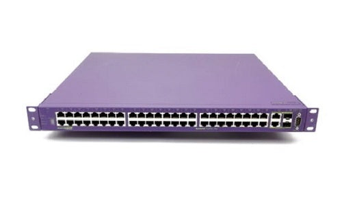 Summit X250e-48p-TAA Extreme Networks Ethernet Switch - 15107T (New)