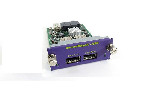 SummitStack-V80 Extreme Networks Interface Module - 16420 (New)