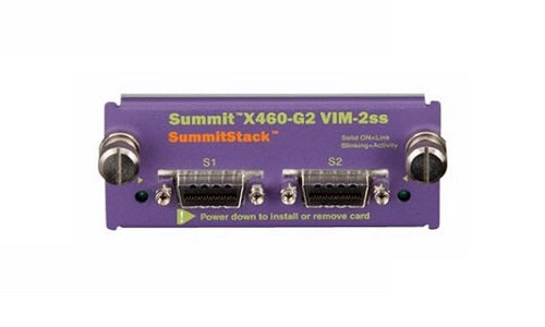 X460-G2 VIM-2ss Extreme Networks Interface Module - 16713 (New)