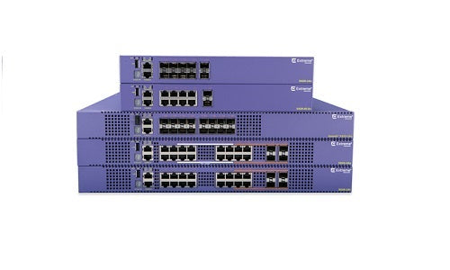 X620-10x-Base Extreme Networks 10Gb Edge Ethernet Switch - 17404 (Refurb)