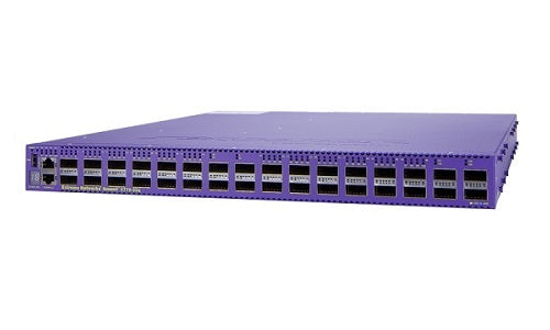 Summit X770-32q-FB-DC Extreme Networks Stackable Switch - 17703 (Refurb)