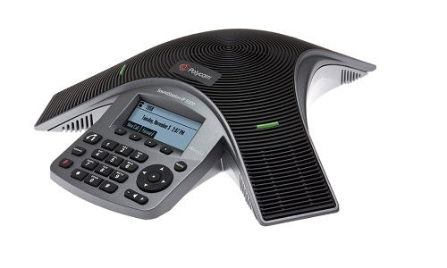 2200-30900-001 Poly SoundStation IP 5000 Conference Phone, w/PSU (New)
