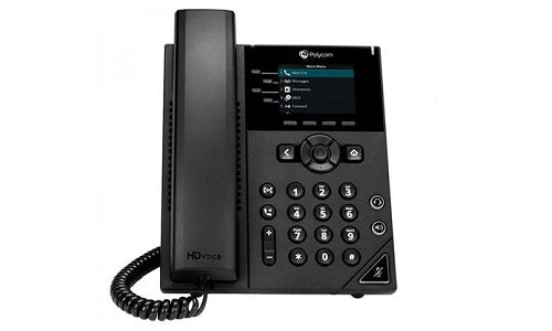 2200-48822-001 Poly OBi VVX 250 Desktop Business IP Phone, w/PSU (Refurb)