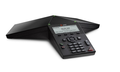 2200-66800-025-WITHPS Poly Trio 8300 Conference Phone, w/PSU (New)