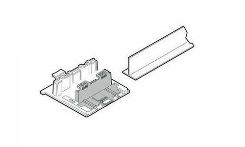 30518 Extreme Networks Multi-T Rail Bracket - WS-MBI-DCMTR01 (New)