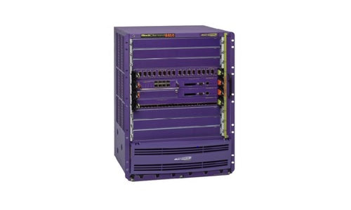41011 Extreme Networks BlackDiamond 8810 Switch Chassis (Refurb)