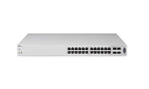 AL1001E06 Avaya Nortel Baystack 5520-24T-PWR ENET Switch (Refurb)