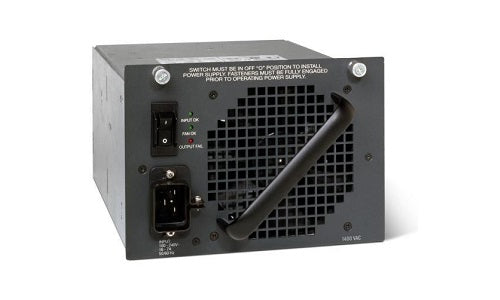 AL1905A3B-E6 Extreme Networks AC Power Supply, 1400w, Back-to-Front (Refurb)