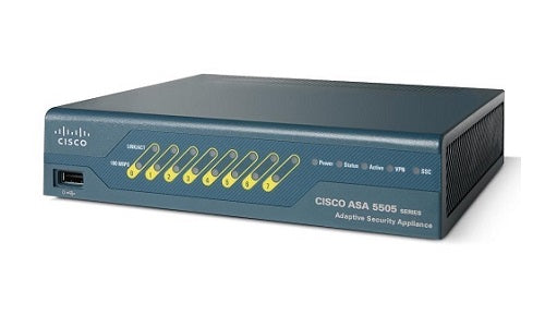 ASA5505-K8 Cisco ASA 5505 Security Appliance (Refurb)