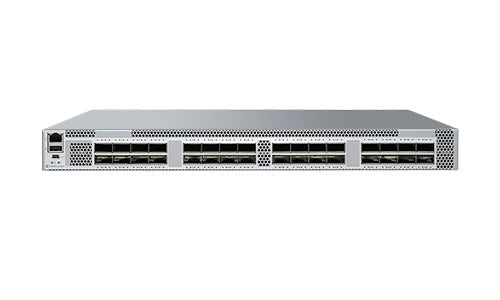BR-SLX-9240-32C-DC-R Extreme Networks SLX 9240 Switch, Back-to-Front (New)