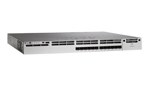 C1-WS3850-12XS-S Cisco ONE Catalyst 3850 Network Switch (Refurb)