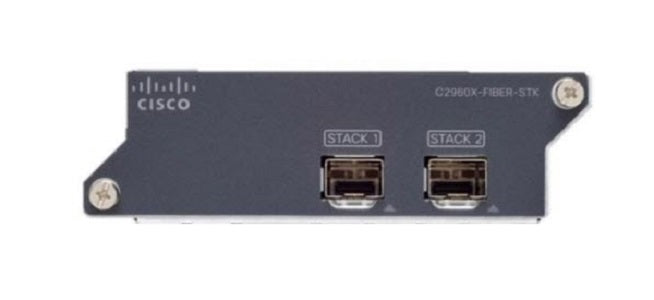 C2960X-FIBER-STK Cisco FlexStack Network Stacking Module (Refurb)