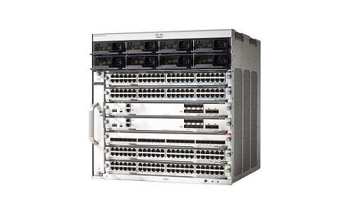 C9407R Cisco Catalyst 9407 Switch Chassis (New)