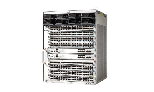 C9410R-96U-BNDL-E Cisco Catalyst 9410 Series Bundle (Refurb)