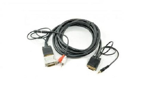CAB-DVI-VGA-8M Cisco VGA/Audio Cable (Refurb)