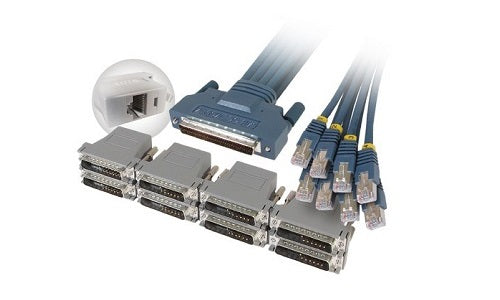 CAB-HD8-KIT Cisco Data Transfer Cable (Refurb)