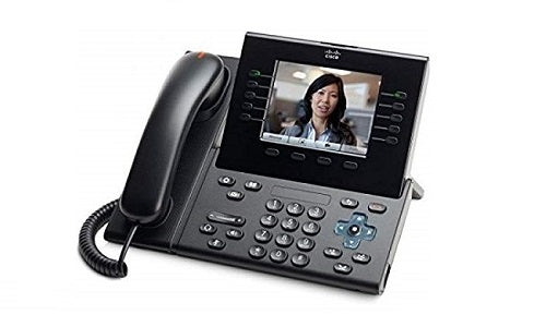 CP-9951-C-CAM-K9 Cisco Unified Video IP Phone (New)