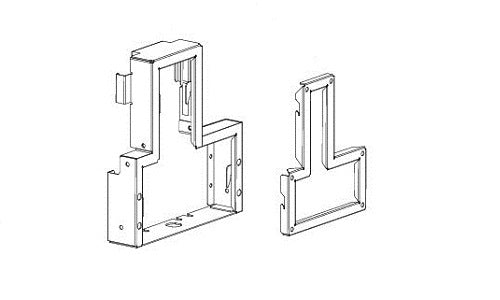 CP-DX650-ADA-WMK Cisco Locking Wall Mount Kit (New)