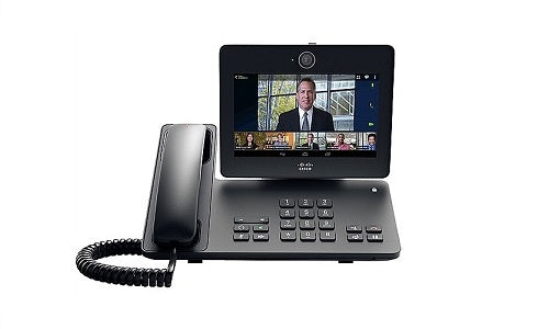 CP-DX650-K9 Cisco DX650 IP Video Phone, Smoke (Refurb)