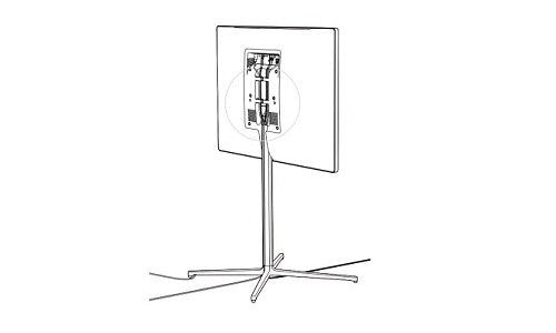 CS-ROOM55-FSK Cisco Webex Room 55 Floor Stand Kit (New)