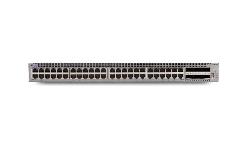 EC7200A2B-E6 Extreme Networks VSP 7200 Switch, Back-to-Front (Refurb)
