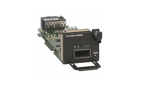 ICX7400-1X40GQ Brocade ICX Expansion Module (Refurb)